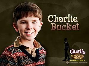 Charlie Bucket - Freddie Highmore Wallpaper (451967) - Fanpop