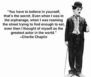 An amazing quote from Charlie Chaplin. | Quotes and ...