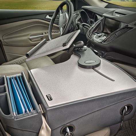 Mobile Car Desk In Auto Exec Mobile Office