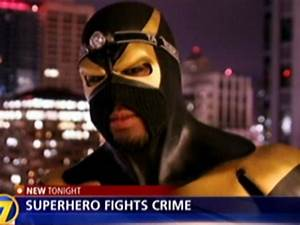 Phoenix Jones: the masked vigilante protecting Lynnwood ...
