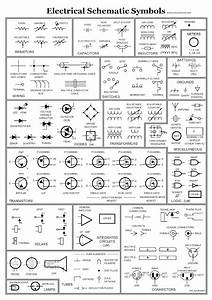 electrical schematic symbols circuitstune With electrical symbols electrical diagram symbols