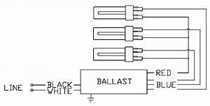 4-ft T8 Electronic Ballast  3 32w 120  277v  Espen