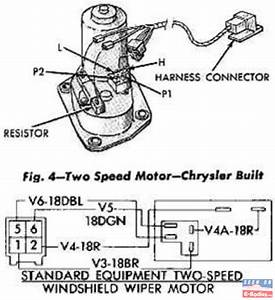 Please Help With 2 Speed Wiper Motor  Wiring In Electrical
