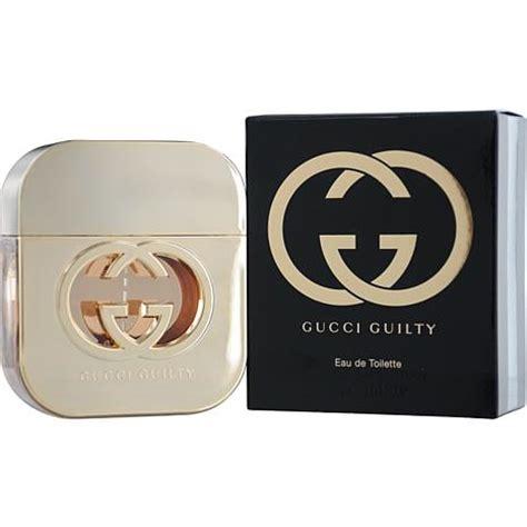 gucci guilty by gucci eau de toilette spray for 1 7 oz 7680003 hsn