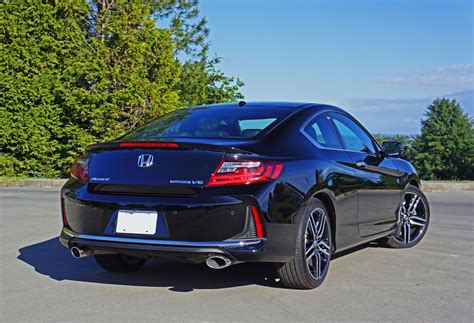 2016 Accord Coupe V6 by 2016 Honda Accord Coupe Touring V6 Road Test Review The