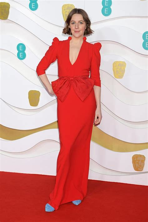 The Coolest Looks From The BAFTAs 2020 Red Carpet - Viva