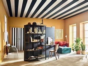 Bien Peindre Un Plafond : peindre une cage descalier en 2 couleurs cage d escalier cage descalier peinture couleur with ~ Melissatoandfro.com Idées de Décoration