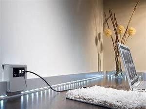 Kabel An Wand Befestigen : kabel verstecken weg mit dem elektrosalat ~ Watch28wear.com Haus und Dekorationen