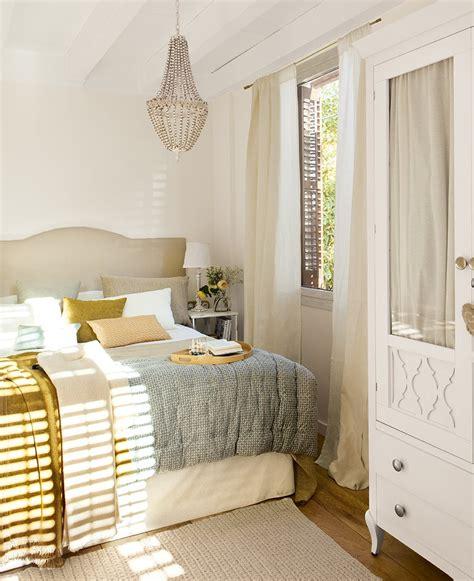 grandes ideas  los dormitorios pequenos mas bonitos