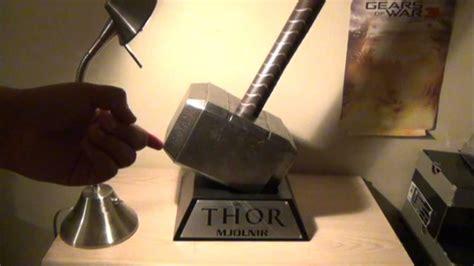 thor movie hammer mjolnir replica from museum replicas