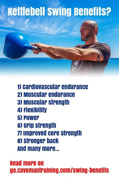 benefits kettlebell swings muscular swing
