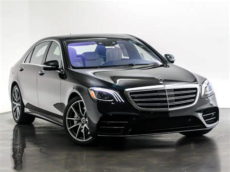 The forerunner of the modern maybach marque, the 600 grosse mercedes. New 2020 Mercedes-Benz S-Class S 560 Sedan in #N157785 | Fletcher Jones Automotive Group
