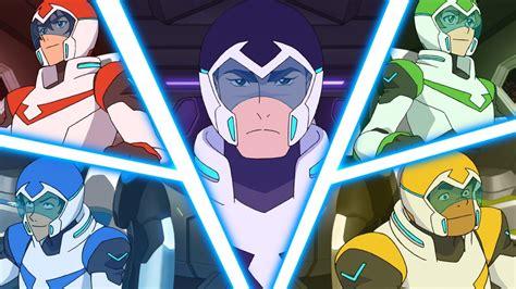 anniversary  voltron defender   universe