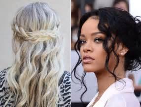 coiffure mariage cheveux fins cheveux bouclés 15 coiffures pour les sublimer femme actuelle
