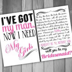 bridesmaids invitations will you be my bridesmaid invitation printable bridal invitation wedding bridesmaid will