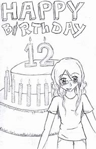 Happy Birthday Cards Drawings