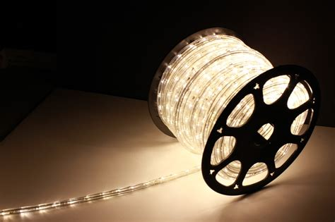 rope lights led light design wonderful led rope light kit