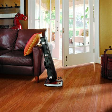 pergo flooring butterscotch oak first choice pic 2 shop pergo max 7 in w x 3 96 ft l butterscotch oak embossed laminate wood
