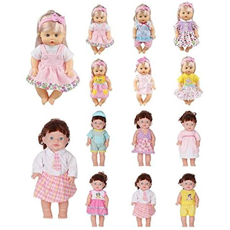 Huang Cheng Toys 12 13 14 15 16 Inch Set of 12 Handmade