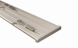 Gardinenschiene Alu 1 Läufig : silberne vorhangschiene aus aluminium mit 3 oder 4 l ufen ~ Markanthonyermac.com Haus und Dekorationen
