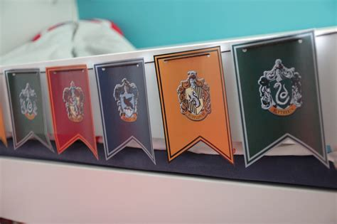 kit deco harry potter kit anniversaire harry potter