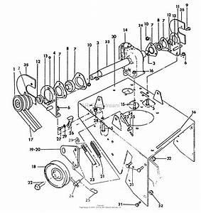 Bobcat 773 Engine Diagram