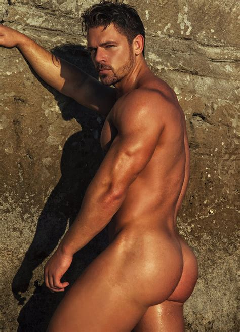 hunk of the day joss mooney double time alan ilagan