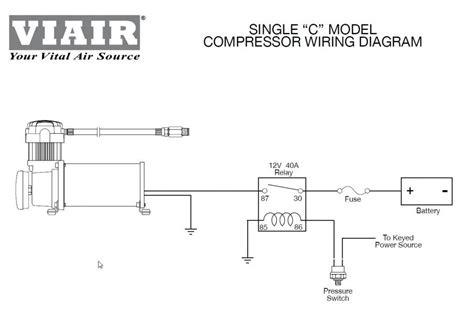 viair  compressor train horns air ride suspension