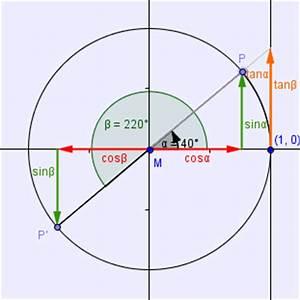 Sin Cos Tan Winkel Berechnen : winkelfunktionen am einheitskreis lernpfad ~ Themetempest.com Abrechnung