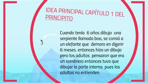 En el libro se afirmaba: IDEAS PRINCIPALES CAPITULO 1 EL PRINCIPITO by david mauricio rodriguez ladino on Prezi Next