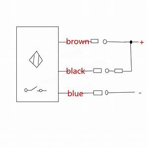 Digital Red Led Tachometer Rpm Speed Meter   Proximity