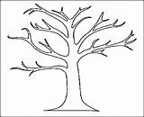 Tree Coloring Trees Printable Oak Pages Leafless Drawing Branch Leaves Trunk Bare Outline Autumn Palm Fall Sheets Getdrawings Printables Niagara sketch template