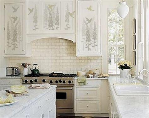 kitchen cabinet stencils 9 best images about stenciled kitchen cabinets on 2784
