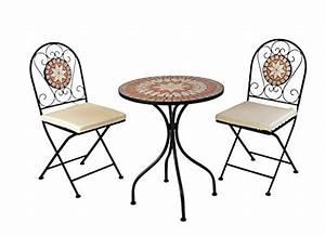 Balkonmöbel Set Klappbar : bistro set balkon set eisen mosaik klappbar g nstig online kaufen ~ Markanthonyermac.com Haus und Dekorationen