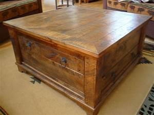 Coffee Table: marvellous square wood coffee table
