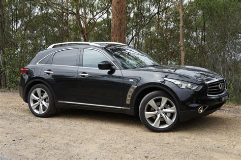 infiniti fxd review caradvice