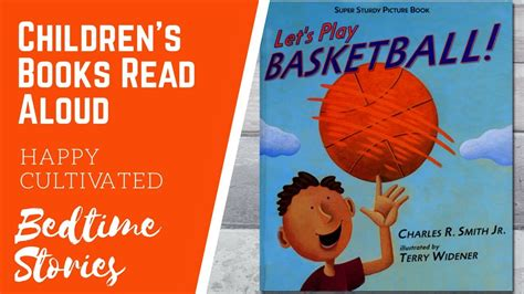LET'S PLAY BASKETBALL Story for Kids | Sports Books for ...
