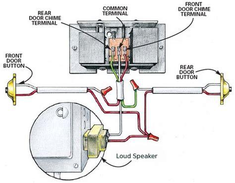 Doorbell Circuit Electronics Project