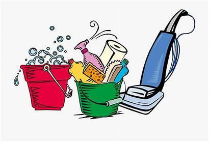 Clip Clipart Cleaning Clean Company Ok Parish