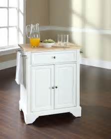 Portable Island Kitchen Crosley Lafayette Portable Kitchen Island By Oj Commerce 265 00 340 00