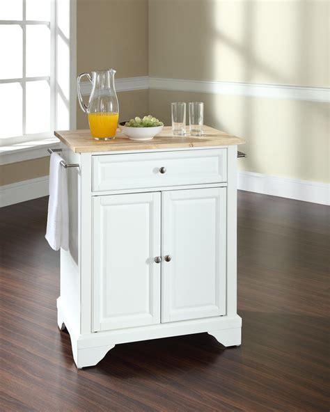 kitchen island com crosley lafayette portable kitchen island by oj commerce