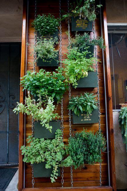 Vertical Herb Garden Design by The Horticult Garden Tour The Sun Room Benoit
