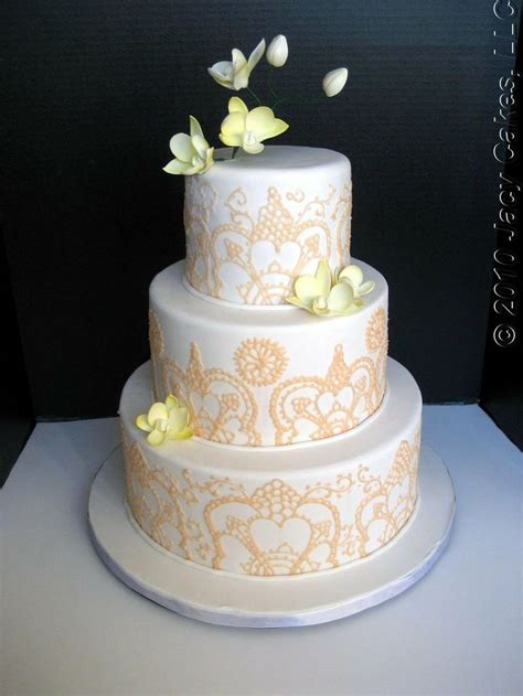 49 Best Fall Wedding Cakes Images On Pinterest
