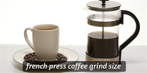 How can you get coffee from amazon and make it like a barista? French Press Coffee Grind Size (How And Why It Matters)