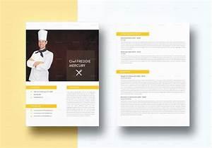 13  Chef Resume Templates