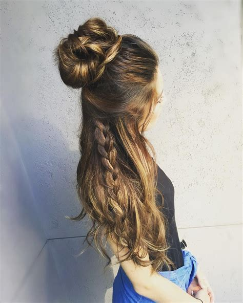 cute hairstyles half up half down 60 cute easy half up half down hairstyles for wedding