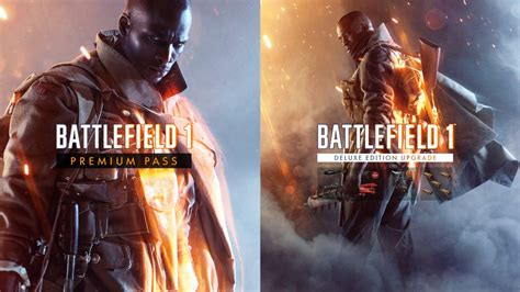 battlefield  deluxe edition upgrade