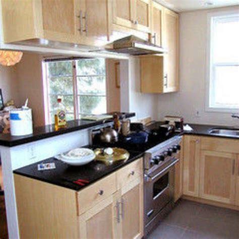 small kitchens with pass through kitchen pass