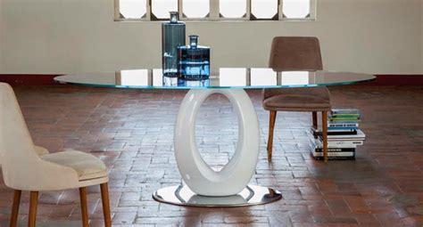 tavoli di cristallo sala da pranzo vendita tavoli in cristallo trasparente con base in metallo