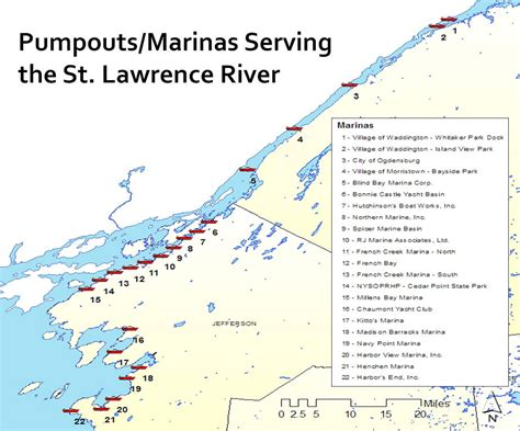 U Boats In The St Lawrence by Epa Wants To Ban Boat Sewage Dumping In The St Lawrence